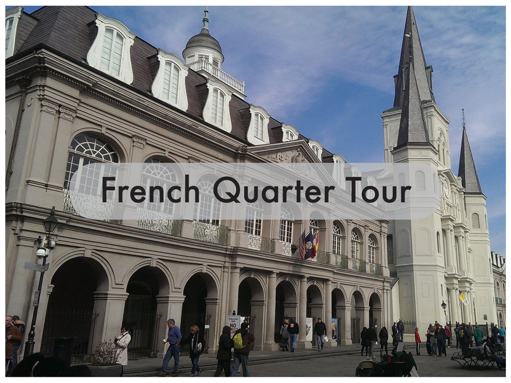 New Orleans Pedicab Tours French Quarter