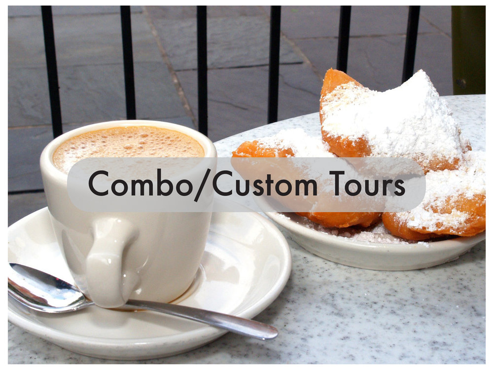New Orleans Pedicab Tours Custom