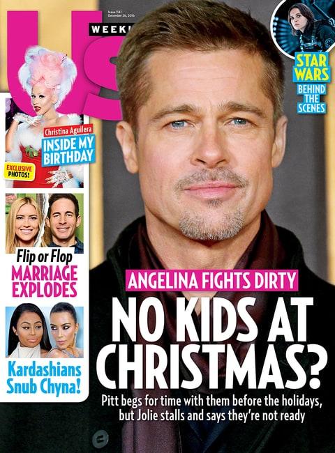 Brad Pitt / US Weekly