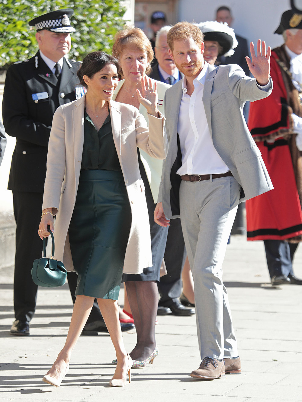 Britain'sMeghan, Duchess of Sussex and Prince Harry,  Prince Harry, Duke of Sussex