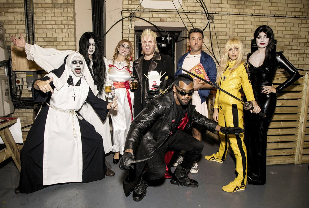 Celebrity Juice Halloween Special 2018