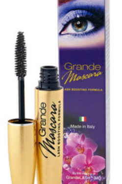 Grande Mascara $25  - Get instant extreme volume, length, and healthier looking lashes from its unique peptide blend. Made with natural ingredients and helps maintain the benefits of Grande-Lash MD. Sold at The Lux Lash! Buy both and save! Get the Grande Mascara and Grande-Lash MD for $90.00.