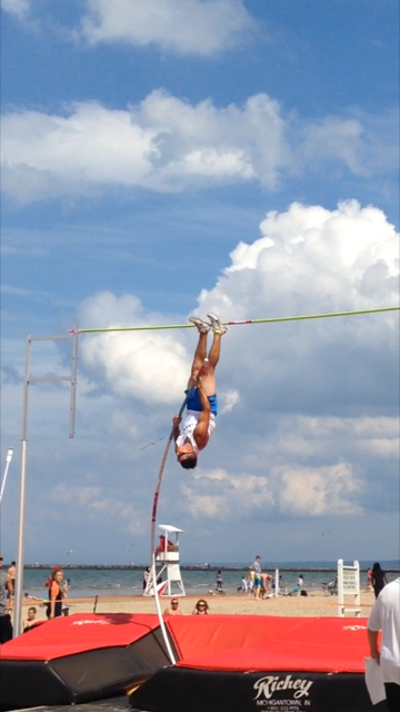 Vaulting for NSVC