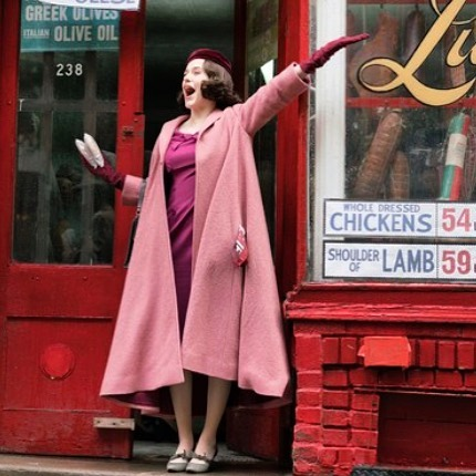 Are you as excited as we are to see season 2 of The Marvelous Mrs. Maisel 🤗? Call us this week to order your brisket in time for the premiere on Dec 5. Midge would approve - but it can't help Joel's performance if he decides to get up on stage again