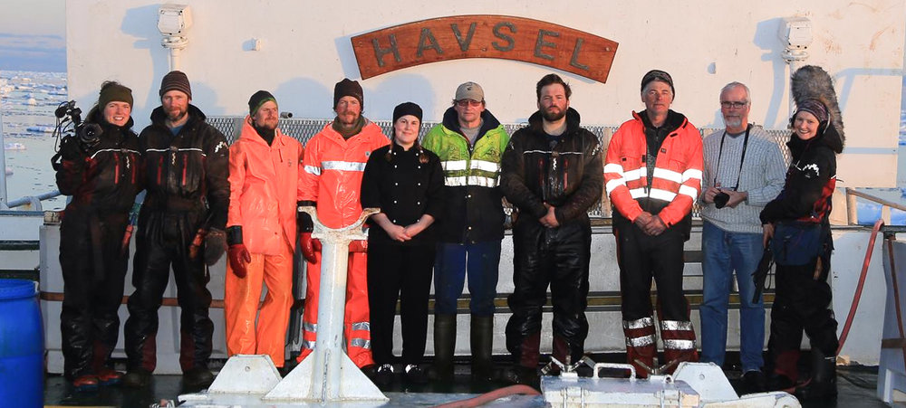 From the left: Trude Berge Ottersen, Morten Sæterhaug, Mats Tidemandsen, Erlend Johannessen, Maria Kvernmo, Bergtor Opsett, Espen Brandal, Bjørne Kvernmo, Jan Danielsson, Gry Elisabeth Mortensen