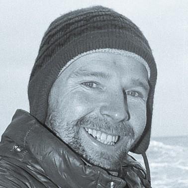 John Cunningham<br> Editor Marine Science<br> Scotland