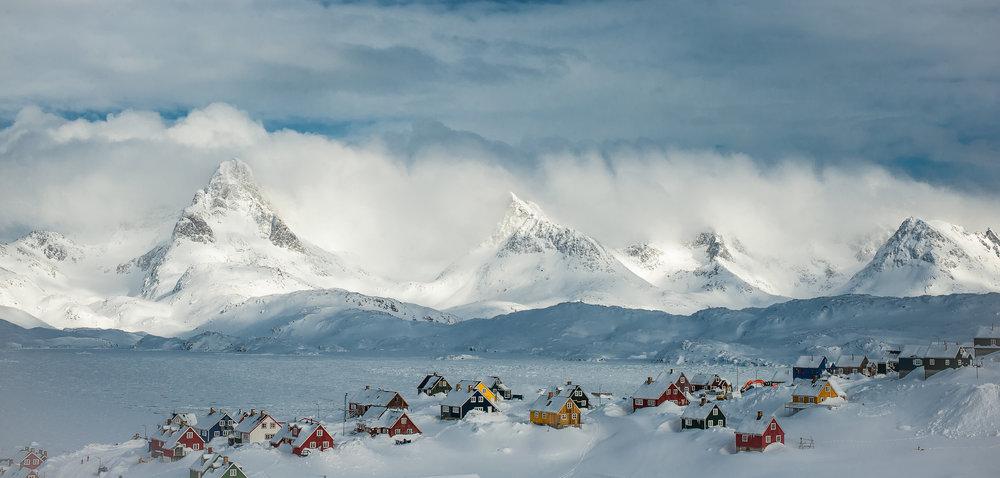 Tasiilaq, Greenland. JONAA©Kristjan Fridriksson