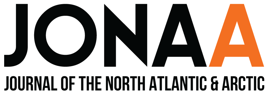 JONAA, Journal of the North Atlantic & Arctic
