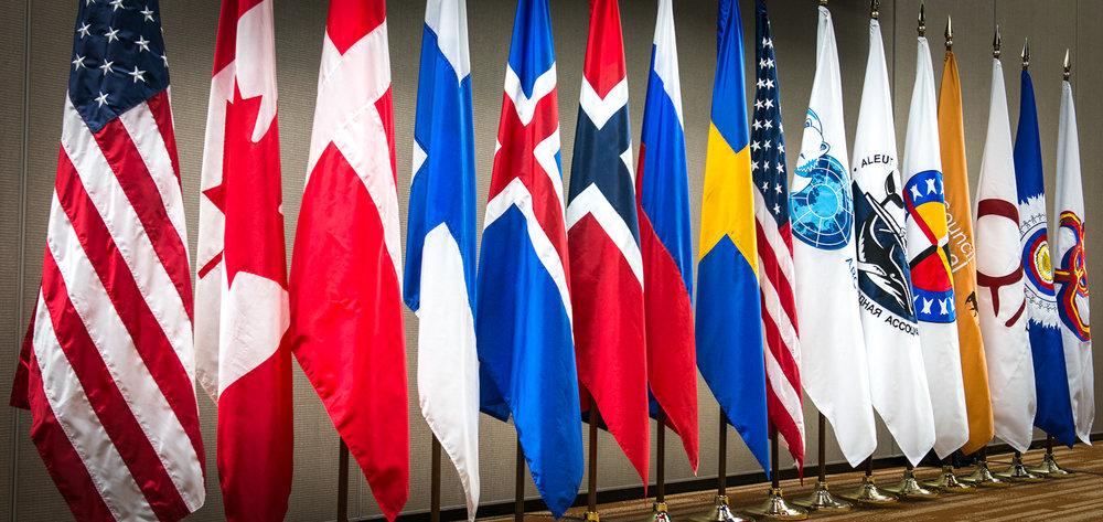 The Arctic Council. ©Linnea Nordström