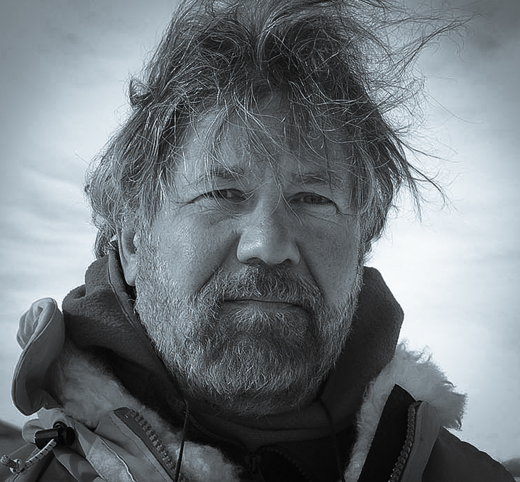 Paul Mayewski<br>Explorer, Glaciologist, Climate Scientist, Director & Distinguished Professor, Climate Change Institute, University of Maine.