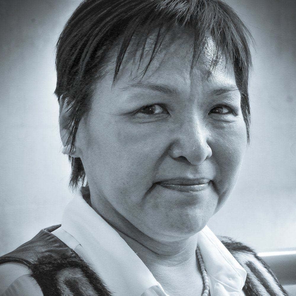 Okalik Eegeesiak<br>Chairman of the ICC, Inuit Circumpolar Council.