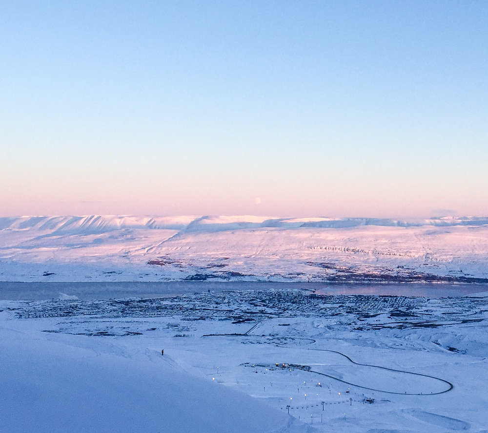 Akureyri, North Iceland. JONAA©Björn Gíslason