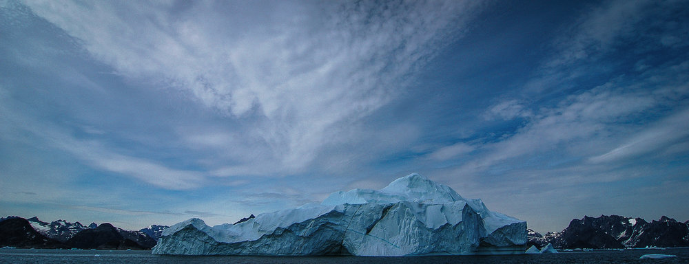In the Arctic.  JONAA©Kristjan Fridriksson