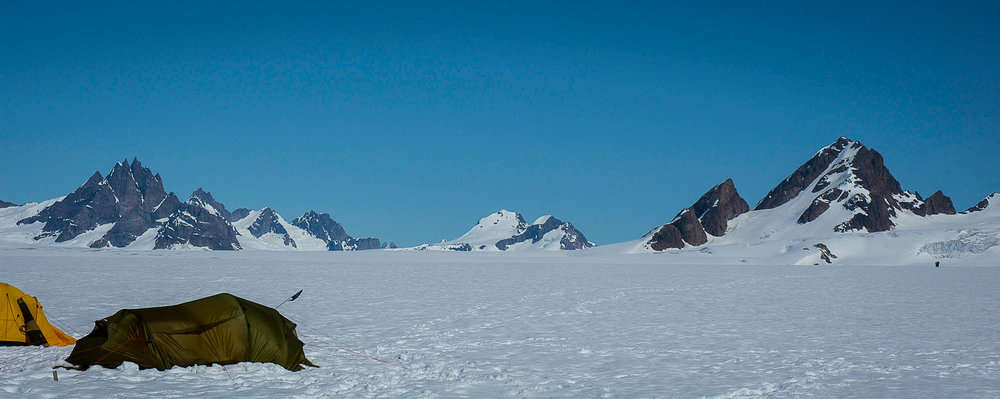 Science research in the Arctic.   JONAA©Kristjan Fridriksson