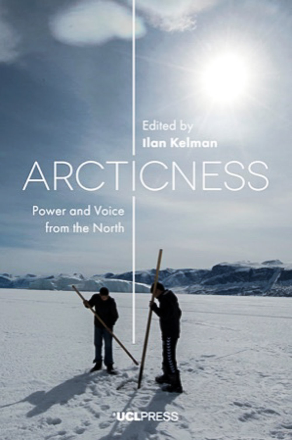 Click on cover to download a free pdf copy of the book Arcticness - Power and Voice from the North.