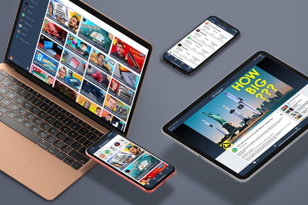 Floatplane ios app -