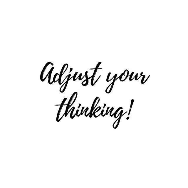 Let's get our mind in check! ⠀ ⠀ Instead of feeding into the trap and normalcy of pessimism (which might I add is so easily done), assign positive thoughts and energy to the changes you want in your life.⠀ ⠀ ✔️Use words of affirmation⠀ ✔️Recite and meditate on scripture relating to the change⠀ ✔️Speak and rest in the promises of God⠀ ⠀ Now, remember to be flexible and adaptable. Be prepared to move when God moves! ⠀ ⠀ And finally, rest in the assurance that He is in control in each season of your life 😉. ⠀ ⠀ I'm about to put my own words into action ☝🏾. Have a great weekend everyone💕!⠀ ⠀