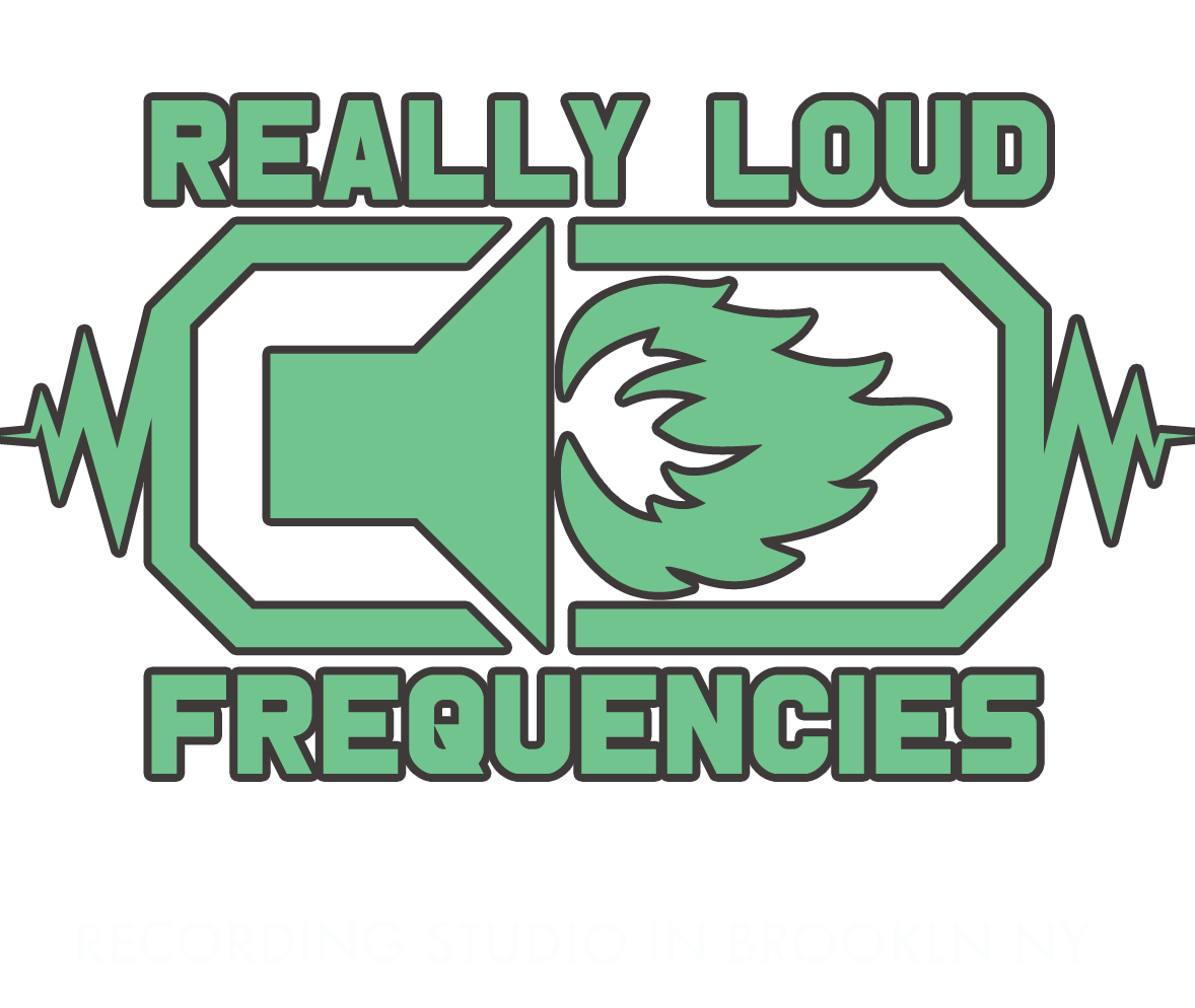 Really Loud Frequencies Studio