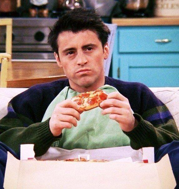 Joey from 'Friends'.