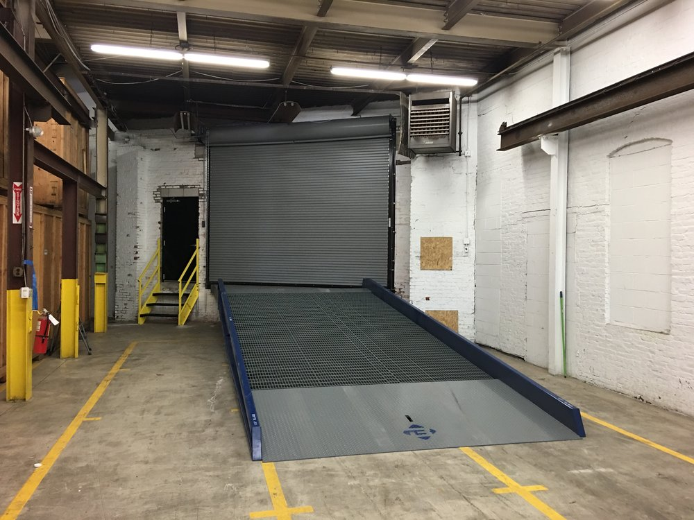 Rolling Steel Doors / Ramps
