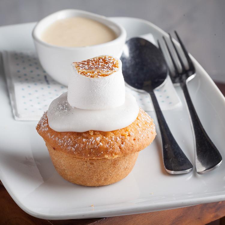 Jam and Madeira Cheesecake with Lemon Icing