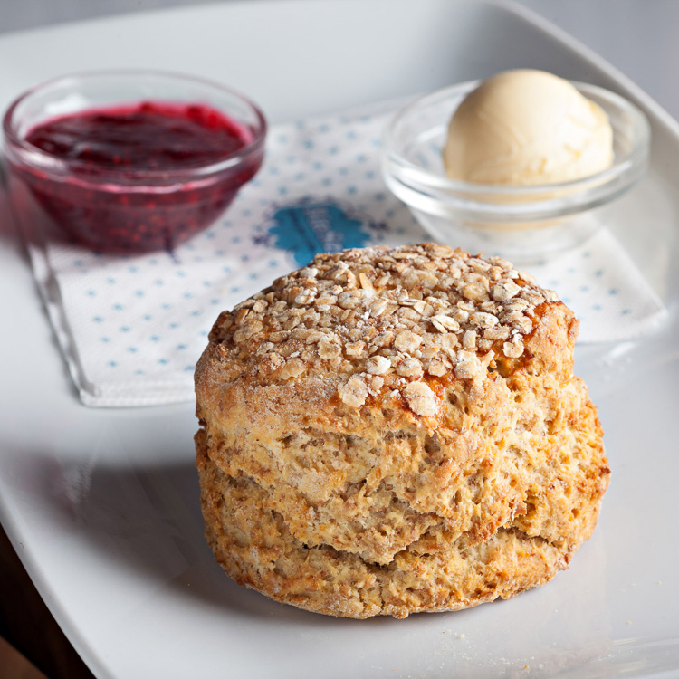 Wholemeal Scone