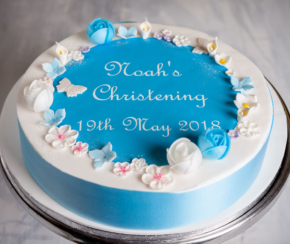 Christening Cake—Girl or Boy
