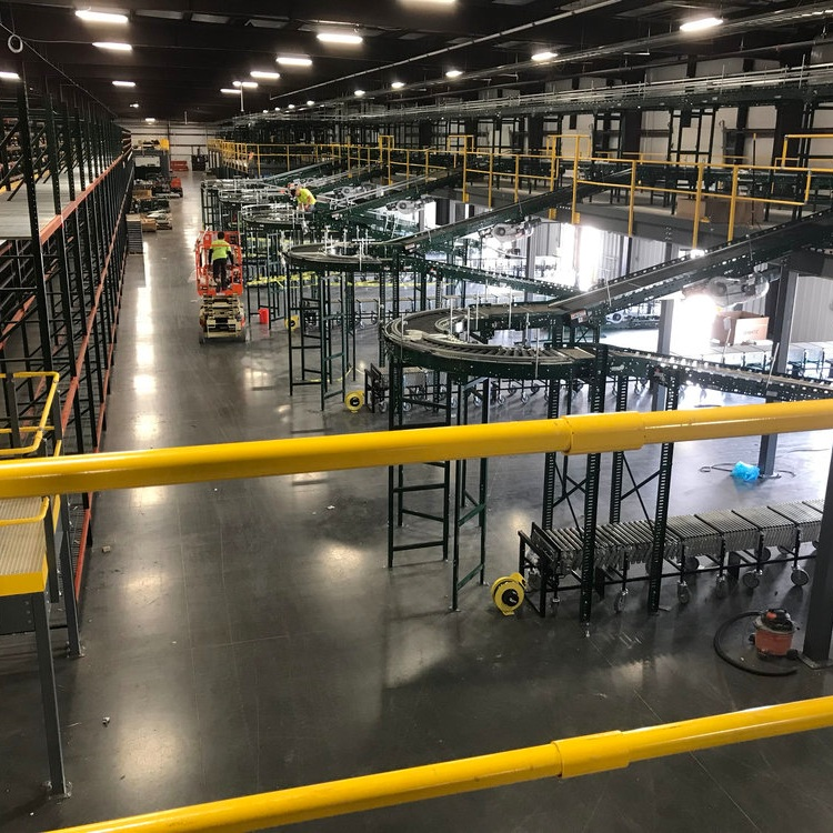 Materials Handling - Distribution Facility Expansion & System Upgrade