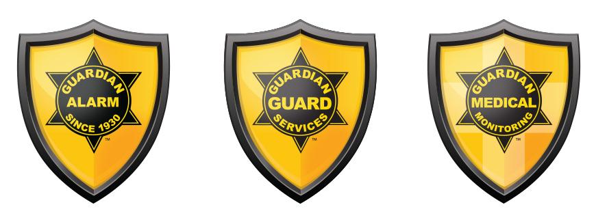 Guardian Family of Logos Redesign