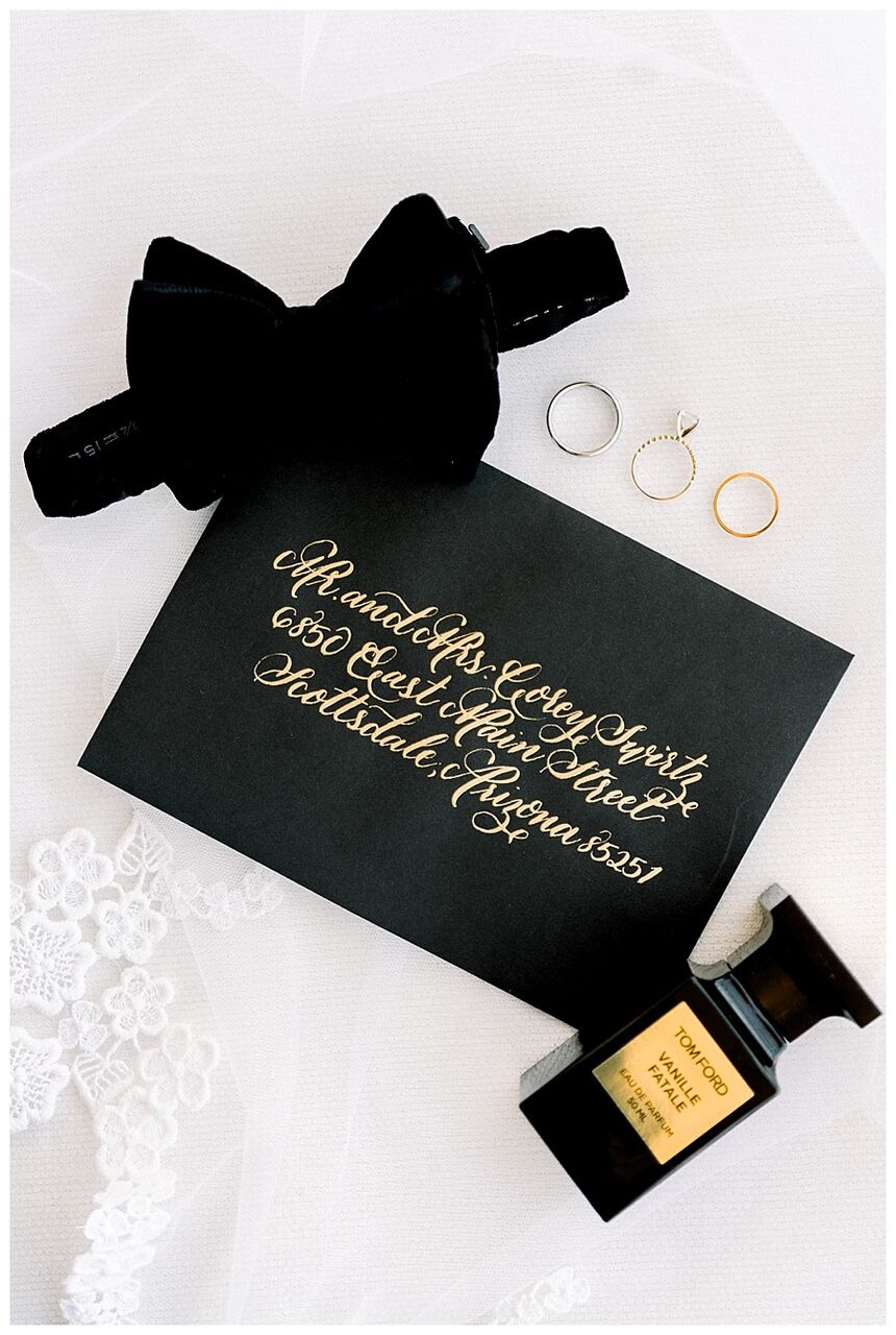 Calligraphy and Lettering - Your invitation suite really sets the tone for your event!! Guests receiving beautiful handwritten envelopes is one of those details that adds so much to invitations and is a unique touch to any suite!, Plus who doesn't love receiving gorgeous mail!?