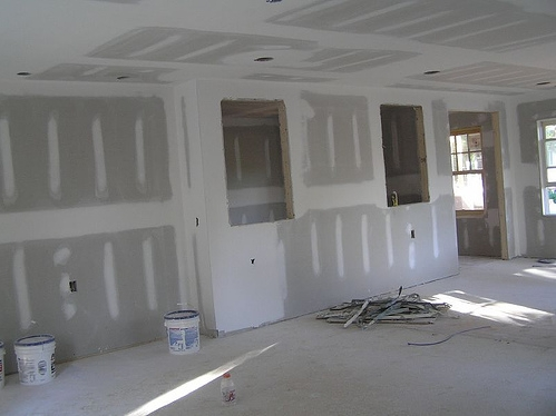 We have a demonstrated history of performing services beyond drywall, including metal framing, textures and acoustical work.