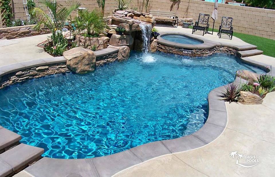 Swimming Pool & Hot Tub Service in Santa Clarita, California  - Call Now : 661-993-5858 or send us a message