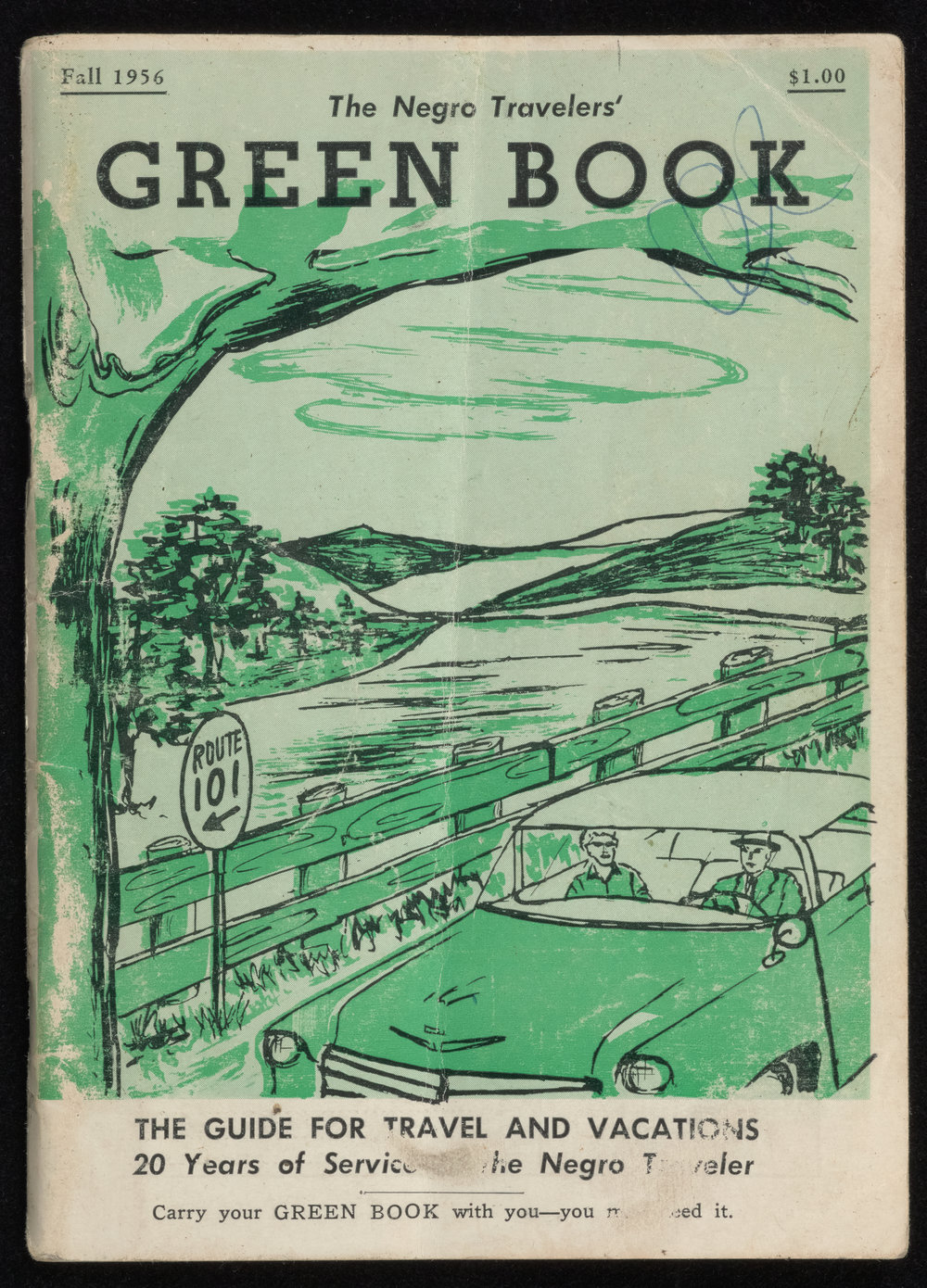 Little Known Black History Fact: The Green Book