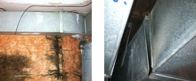 Leaking ductwork is more common than one would think.