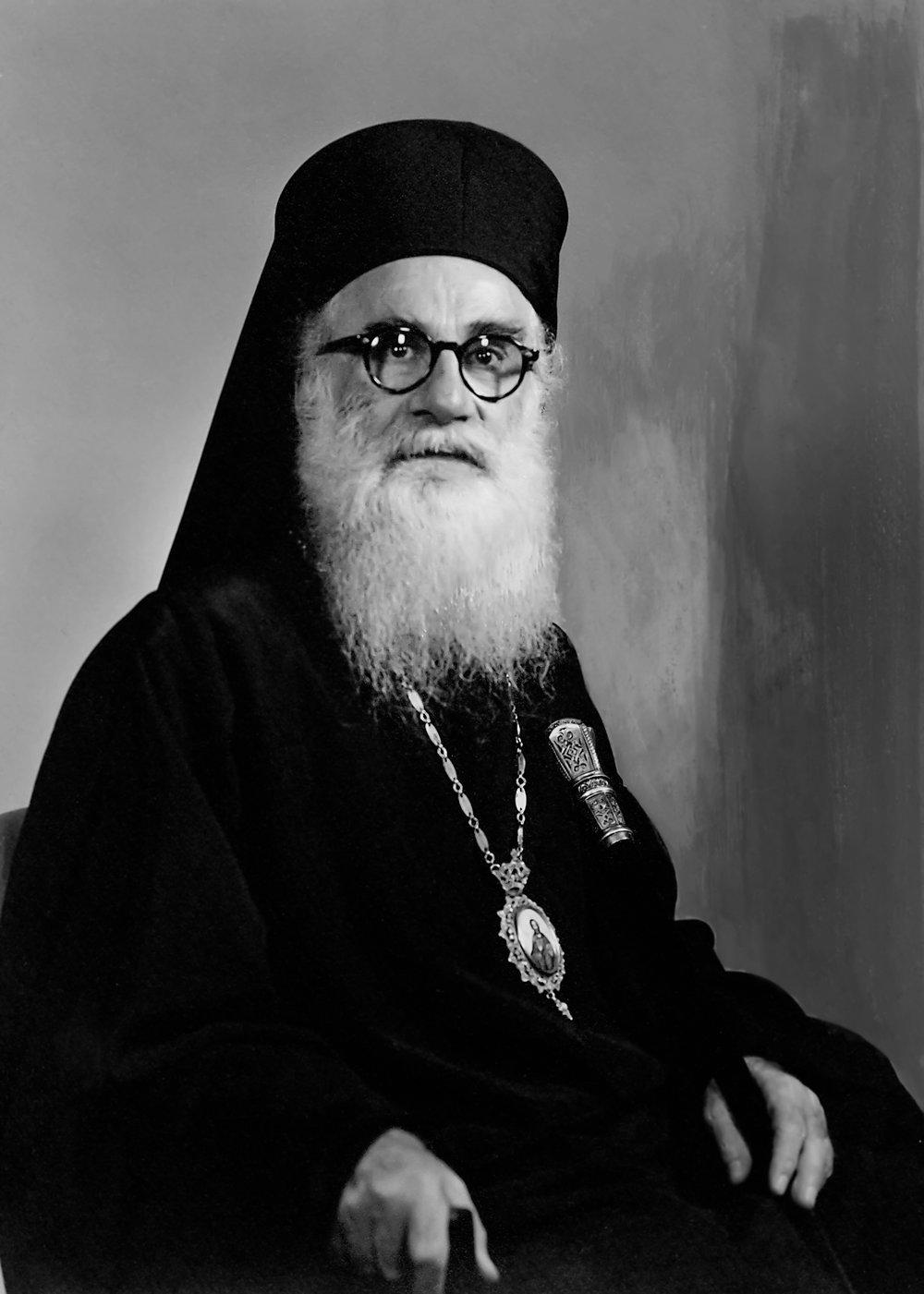 His Eminence Archbishop Michael