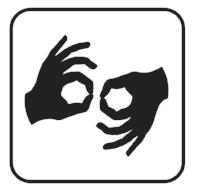 ASL Interpreter will be present.