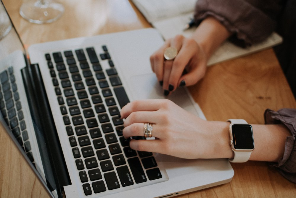 Marketing - websites, social media, resumes, & other online promotions