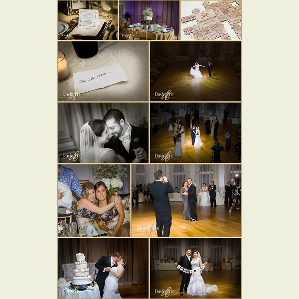 The Tide North Haledon New Jersey Winter Wedding