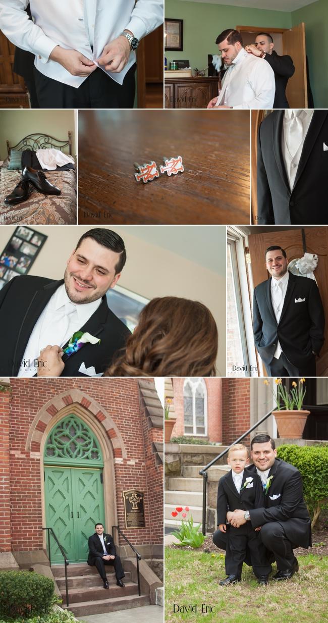 David Eric Photography - Morristown New Jersey - Amanda and Micheal 2