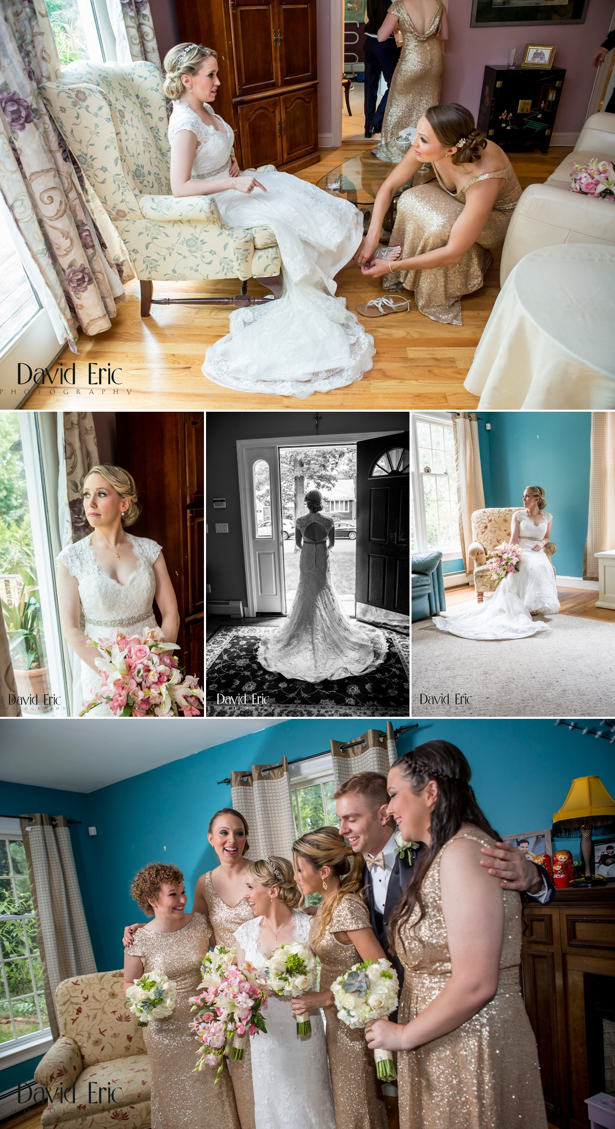 Indian Hills Country Club Franklin Lakes NJ - David Eric Photography 3
