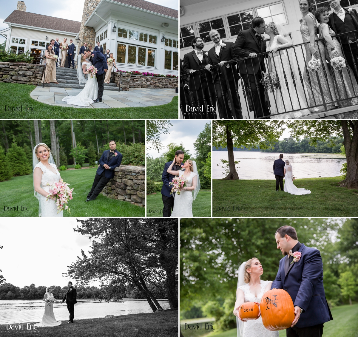 Indian Hills Country Club Franklin Lakes NJ - David Eric Photography 6