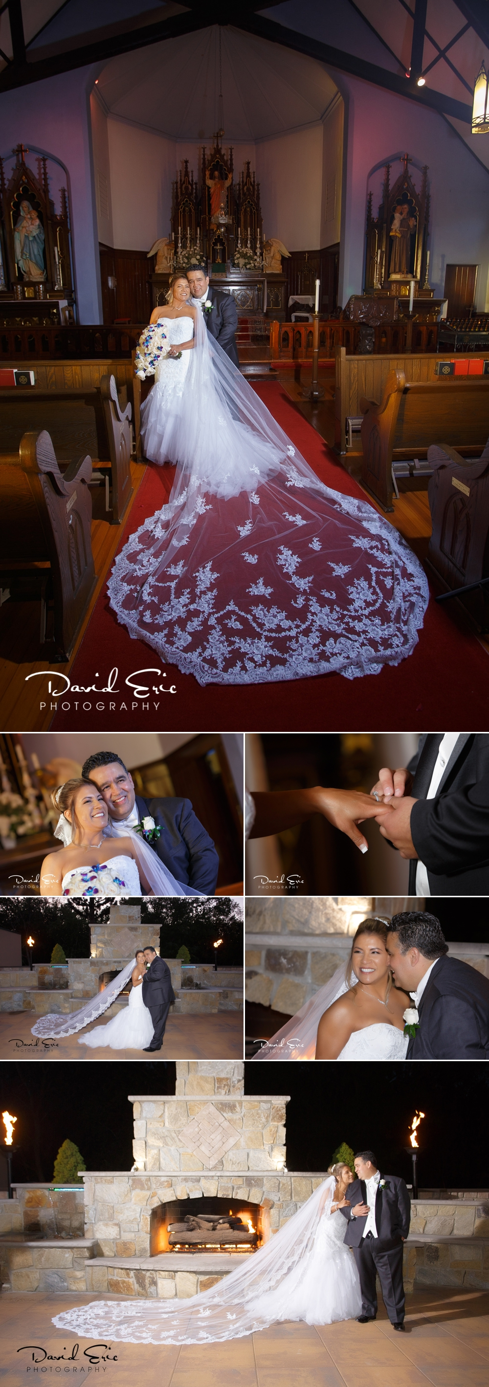 Always make sure you take the time to get portraits with the bride and groom! These are images they will cherish for many years to come.