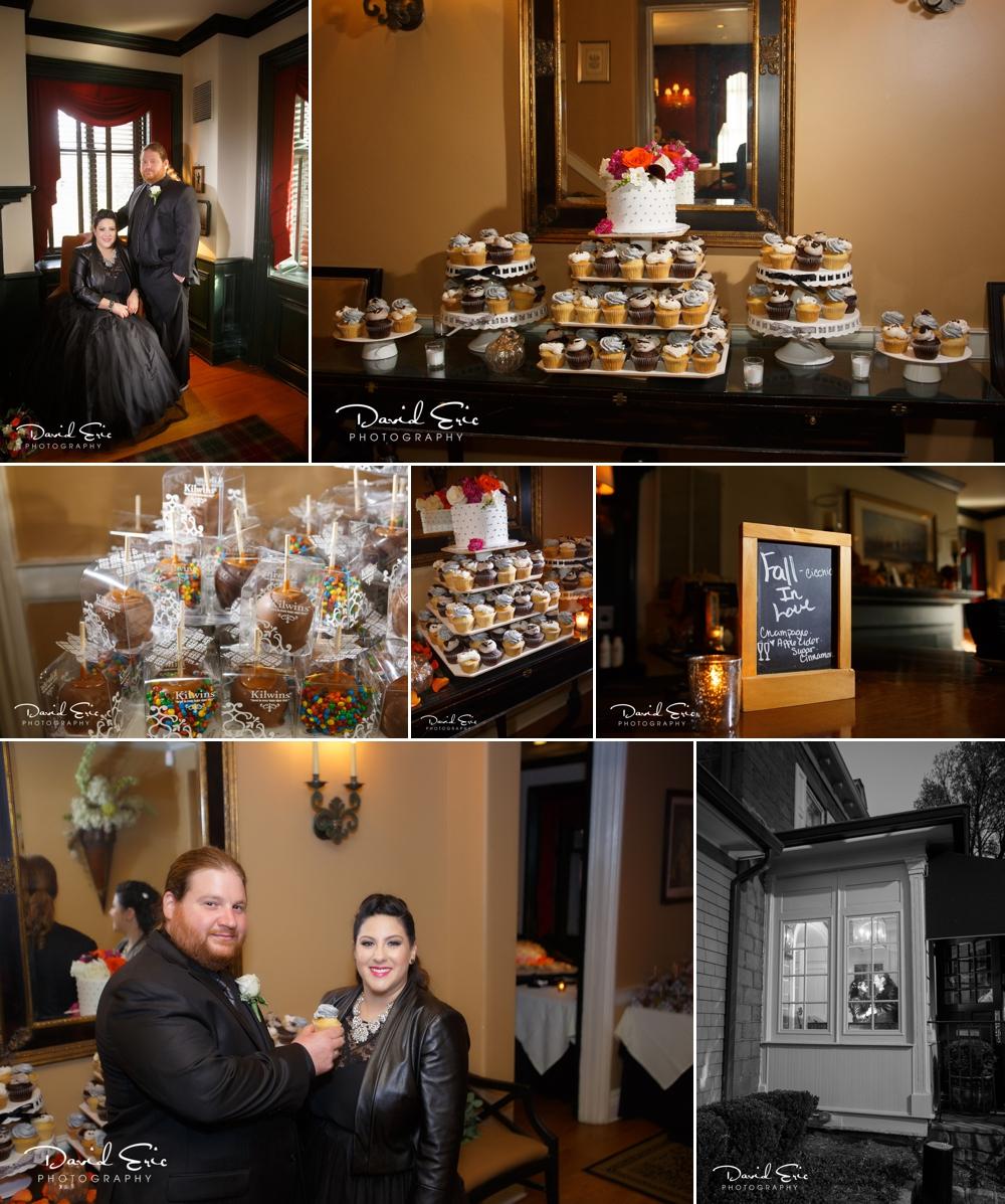 Incredible reception at Ho-Ho-Kus Inn and Tavern in Ho-Ho-Kus, NJ.