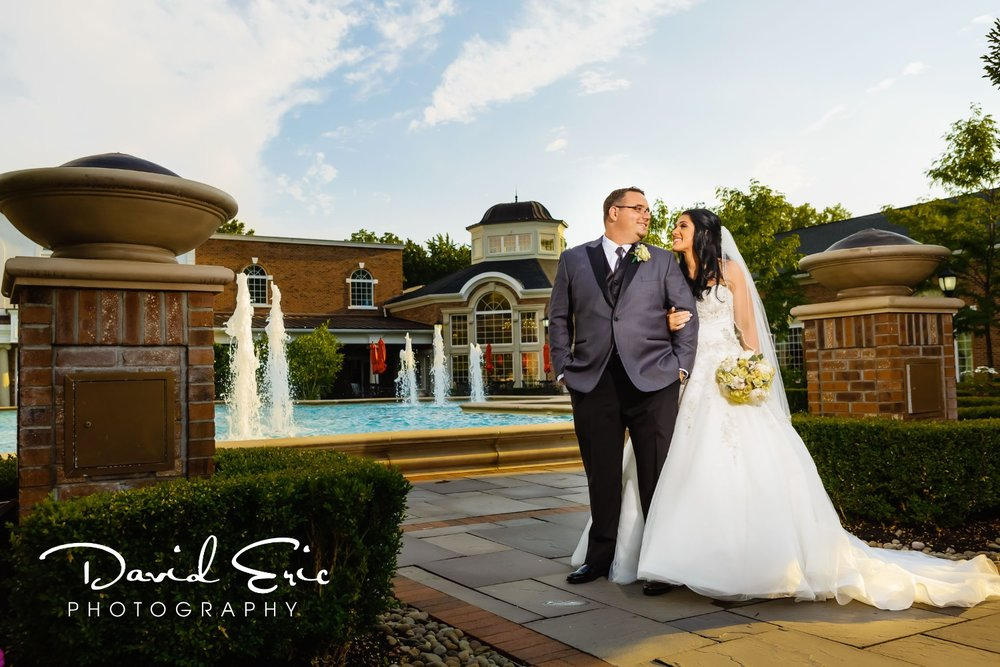 New Jersey wedding venue The Rockleigh Country Club