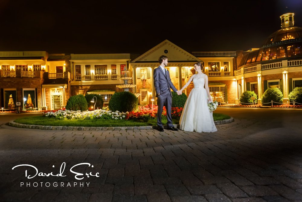 New Jersey wedding venue The Manor
