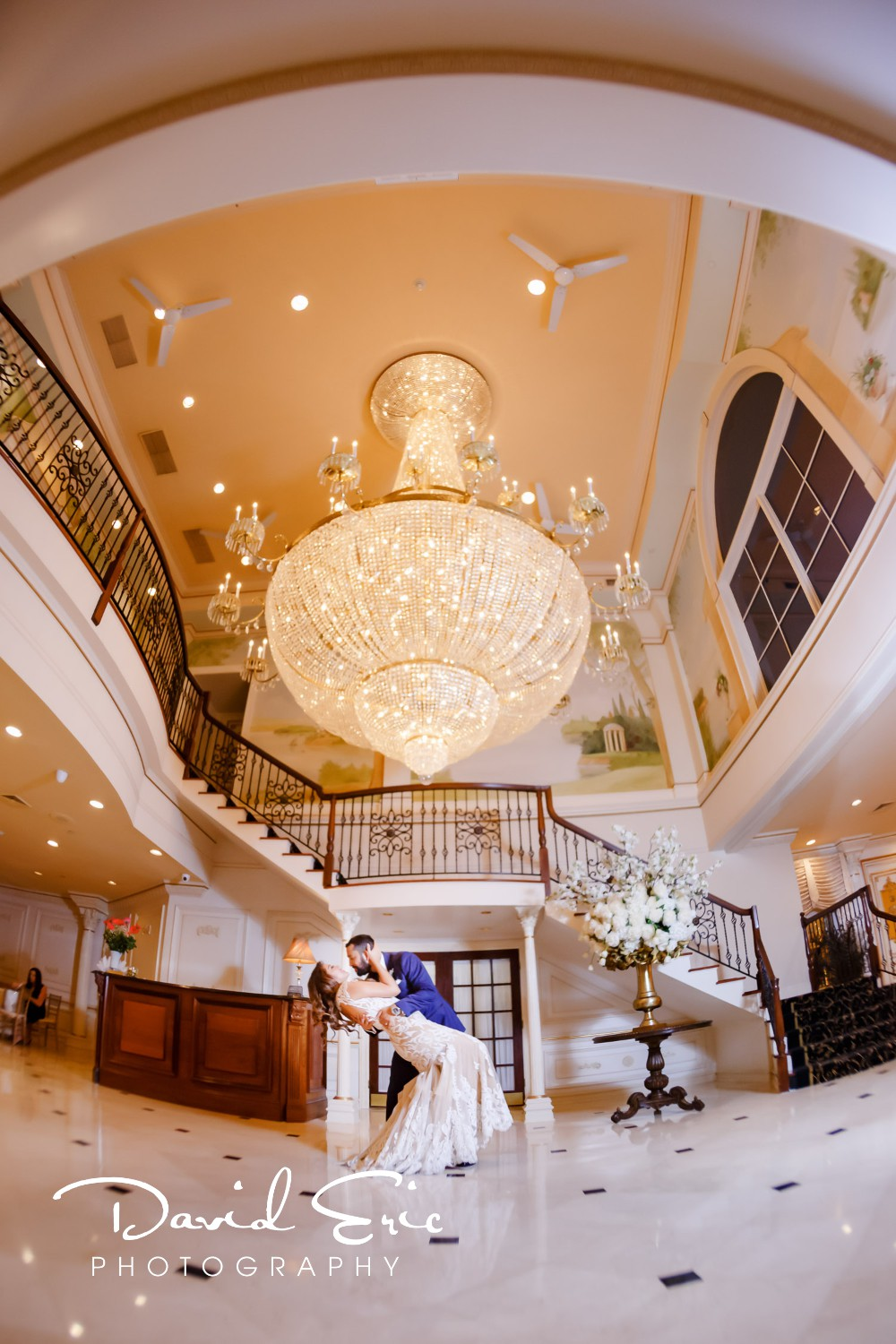 New Jersey wedding venue The Tides Estates