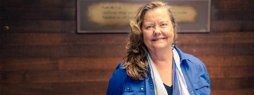 "Judith (""Jude"") Tiersma Watson is associate professor of urban mission in the School of Intercultural Studies. Born in the Netherlands, Tiersma Watson immigrated with her family to the United States as a child. After college, she taught fifth grade to the children of migrant farm workers in the San Joaquin Valley for three years, followed by five years in Amsterdam, the Netherlands, and Katmandu, Nepal. As a missionary with Dilaram House Ministries (a division of Youth with a Mission), she was active in discipleship, counseling, and rehabilitation through Dilaram's intentional communities.  After returning from overseas and completing her MA in Intercultural Studies in 1988, Tiersma Watson moved to the Westlake/Pico Union Neighborhood of Los Angeles, sharing life with recent immigrants from Central America and Mexico. Since 1992, she has been a member of  InnerCHANGE , a Christian order among the poor connected with Church Resource Ministries (CRM). Today, Tiersma Watson and her husband, John Watson, lead the InnerCHANGE team in Los Angeles and share a passion for loving and mentoring neighborhood youth and young adults.  Tiersma Watson deeply desires her students to experience the joy, as well as the suffering, in the city—to ""see the flowers in the sidewalk""—and her classes reflect this passion. In 1994 she coedited the book  God So Loves the City  with Professor Chuck Van Engen. Tiersma Watson serves on the executive committee for the  Fuller Youth Institute  and recently completed a self-care tool for urban youth workers, ""Sabbath Rest in a 24/7 City."""