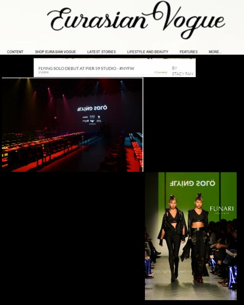 Eurasian Vogue