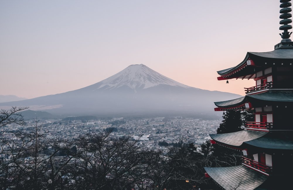 Unusual honeymoon destinations - Japan