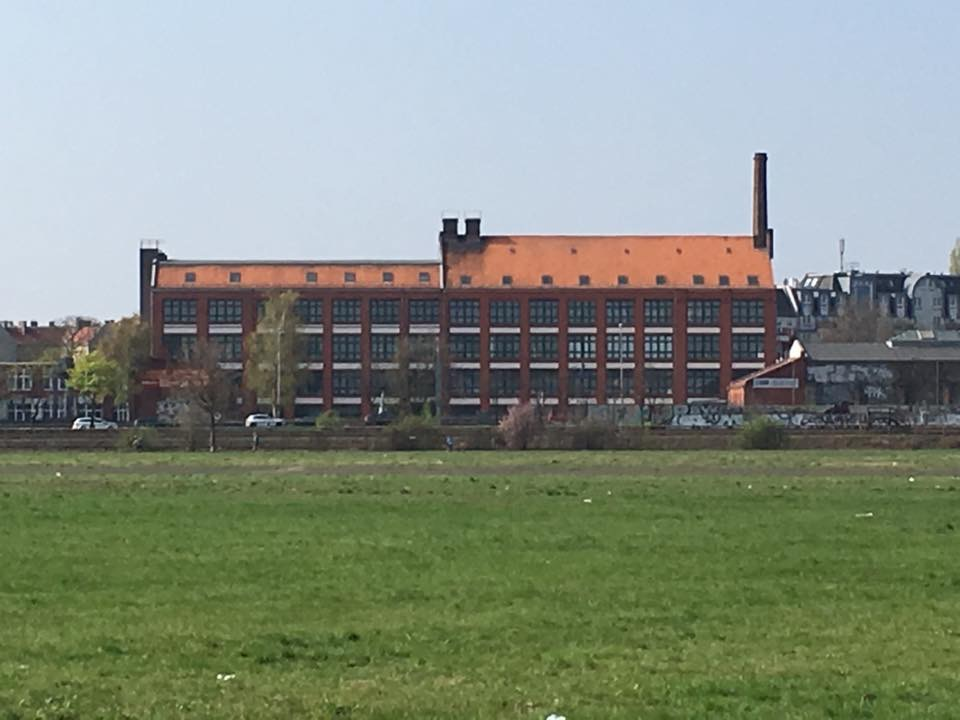 Tempelhof - Our loudspeakers and drivers are manufactured in this building - right on the site of the historic Tempelhof airfield where people come to play, picnic, exercise and dream in peace and harmony.